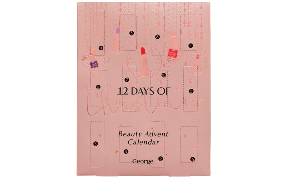 George at Asda Advent Calendar 2018 - The LDN Diaries