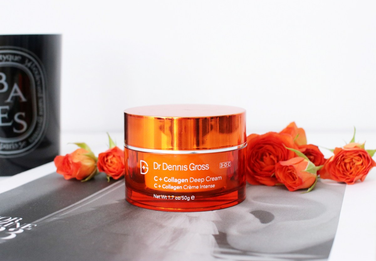 Dr Dennis Gross C+ Collagen Deep Cream Review - The LDN Diaries
