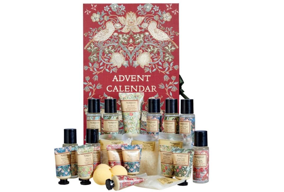 Morris&Co advent calendar 2018 - The LDN Diaries