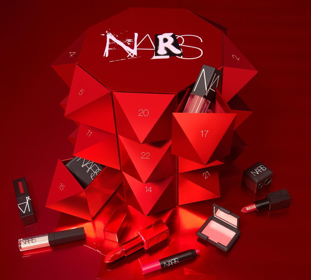 NARS advent calendar 2018 - The LDN Diaries