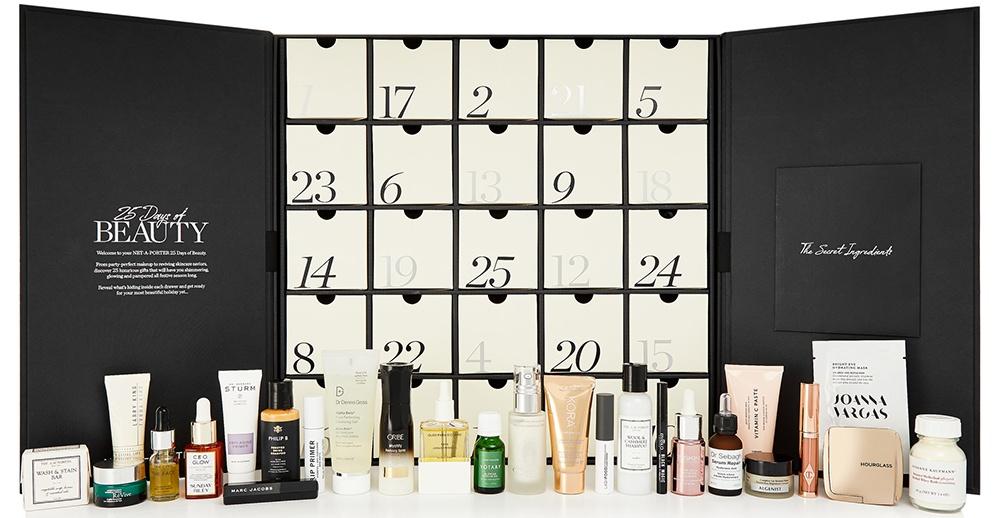 Net a Porter beauty advent calendar 2019 - The LDN Diaries