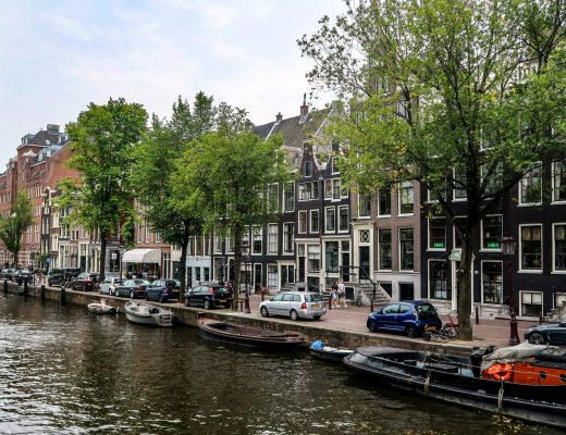 Amsterdam Weekend - The LDN Diaries