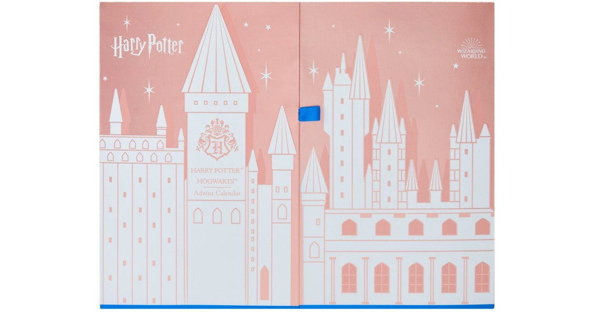 Harry Potter beauty advent calendar 2019 - The LDN Diaries