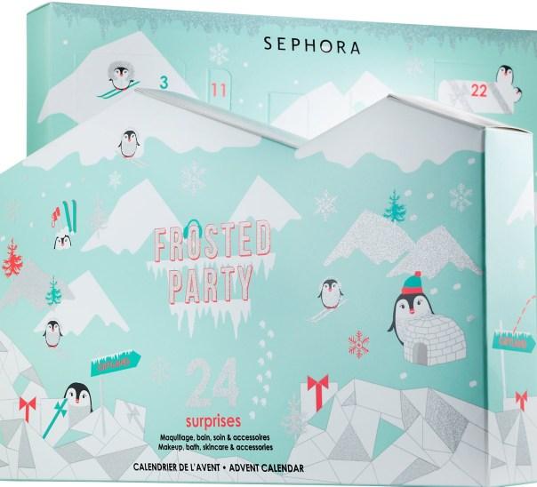 Sephora advent calendar 2019