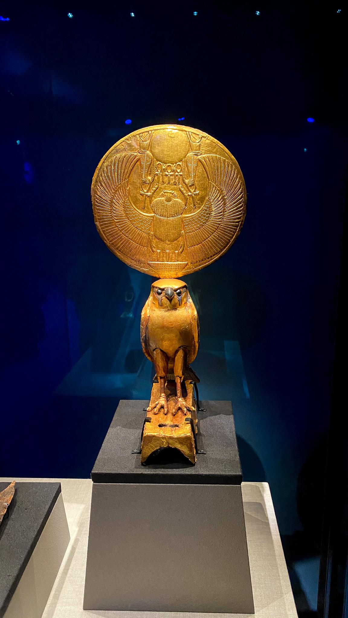 Tutankhamun London Exhibition - Things To Do West London | The LDN Diaries