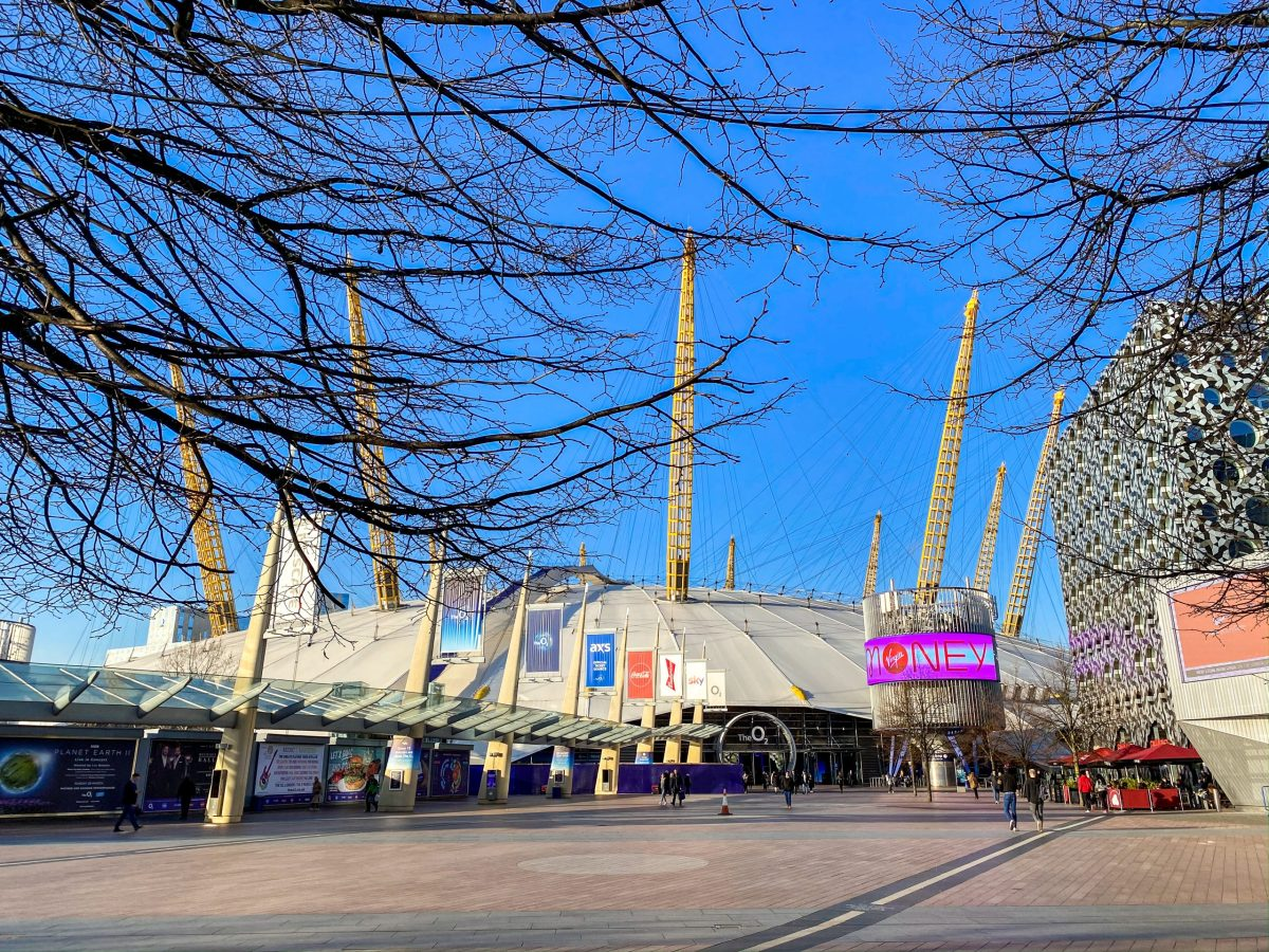 The 02 Arena - Things to Do In Greenwich | The LDN Diaries