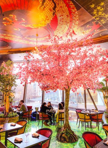 Ivy Asia London, Best Restaurants London - The LDN Diaries