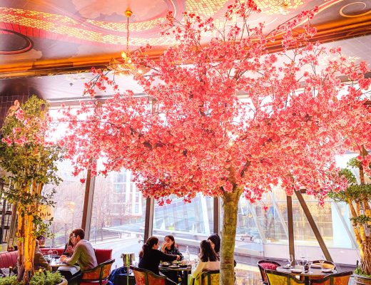 Ivy Asia London, Best Restaurants London - The LDN Diaries