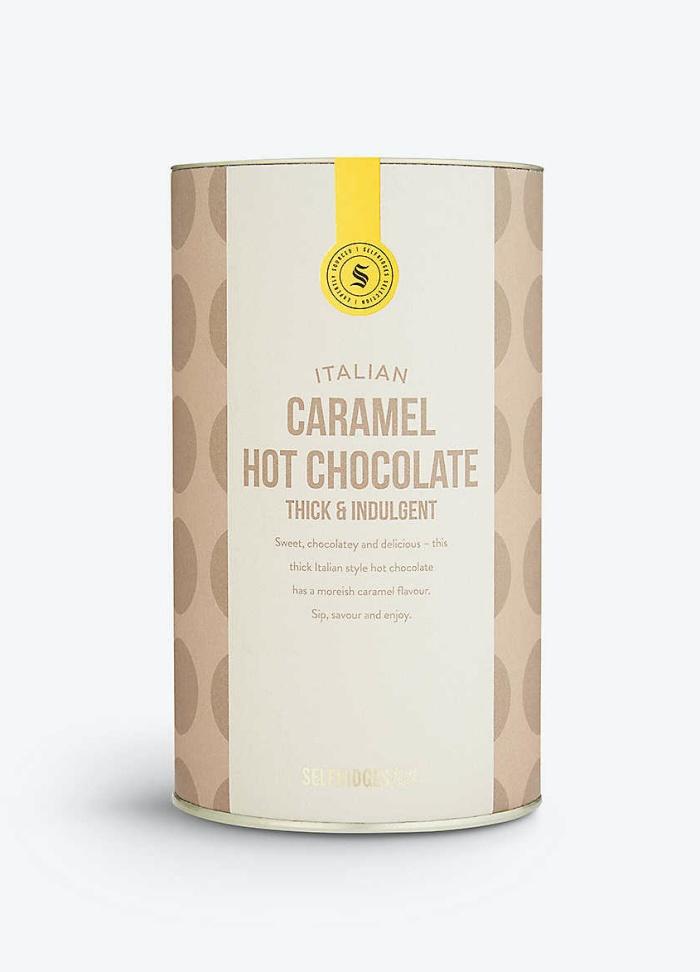 Selfridges Caramel Hot Chocolate
