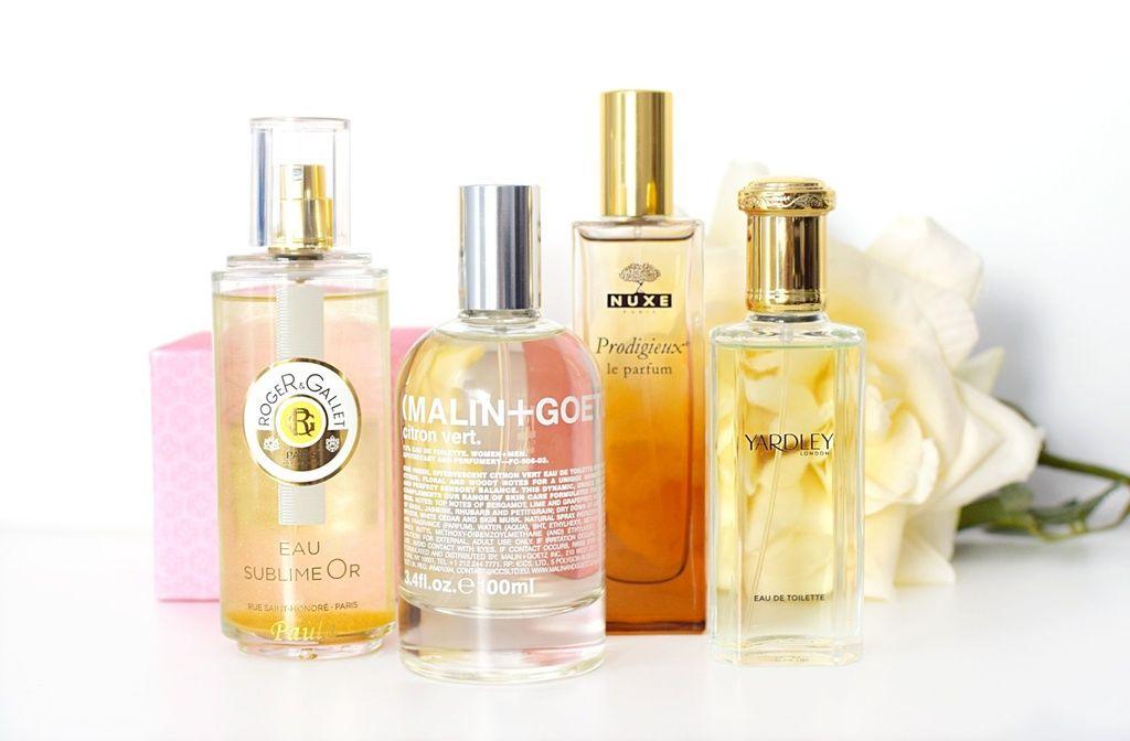 Summer Fragrances 2016