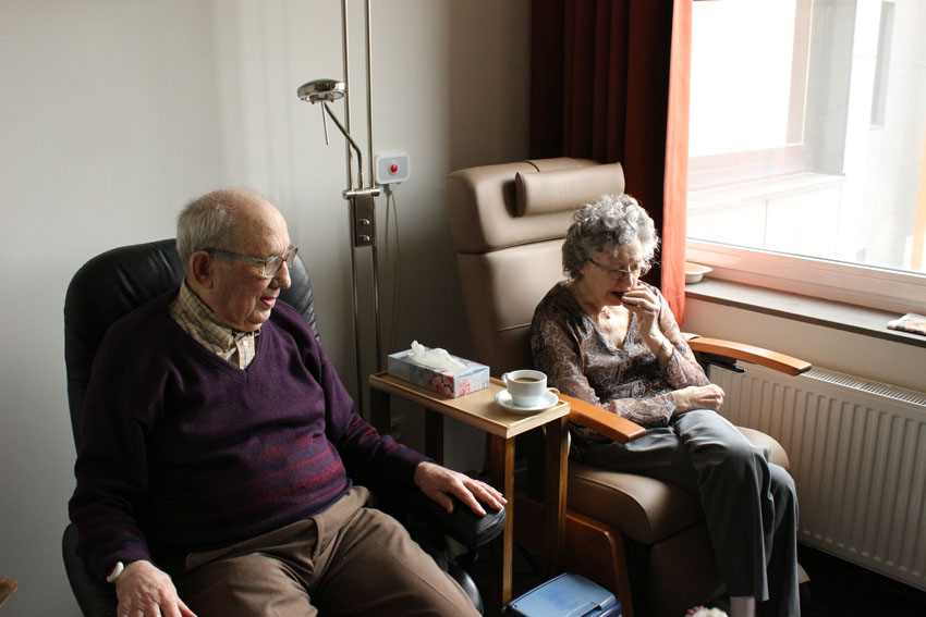 Marlow Long Term Care Support