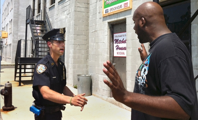'Shocking' look at legalization: Equity doesn't extend to arrests