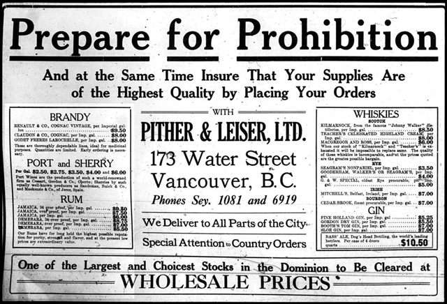 OP-ED: Restore Prohibition, 2016, Source: http://www.herbmuseum.ca/files/images/39244/prohibition-Sept-09-1917.jpg