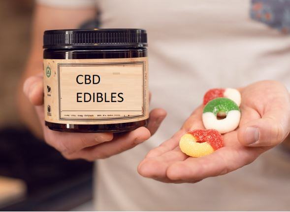 4 Benefits of Using CBD Edibles