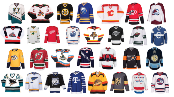 outlet store 4f770 a2f95 Beyond Home and Away: Fixing The NHL's Jerseys – TheLeafsNation