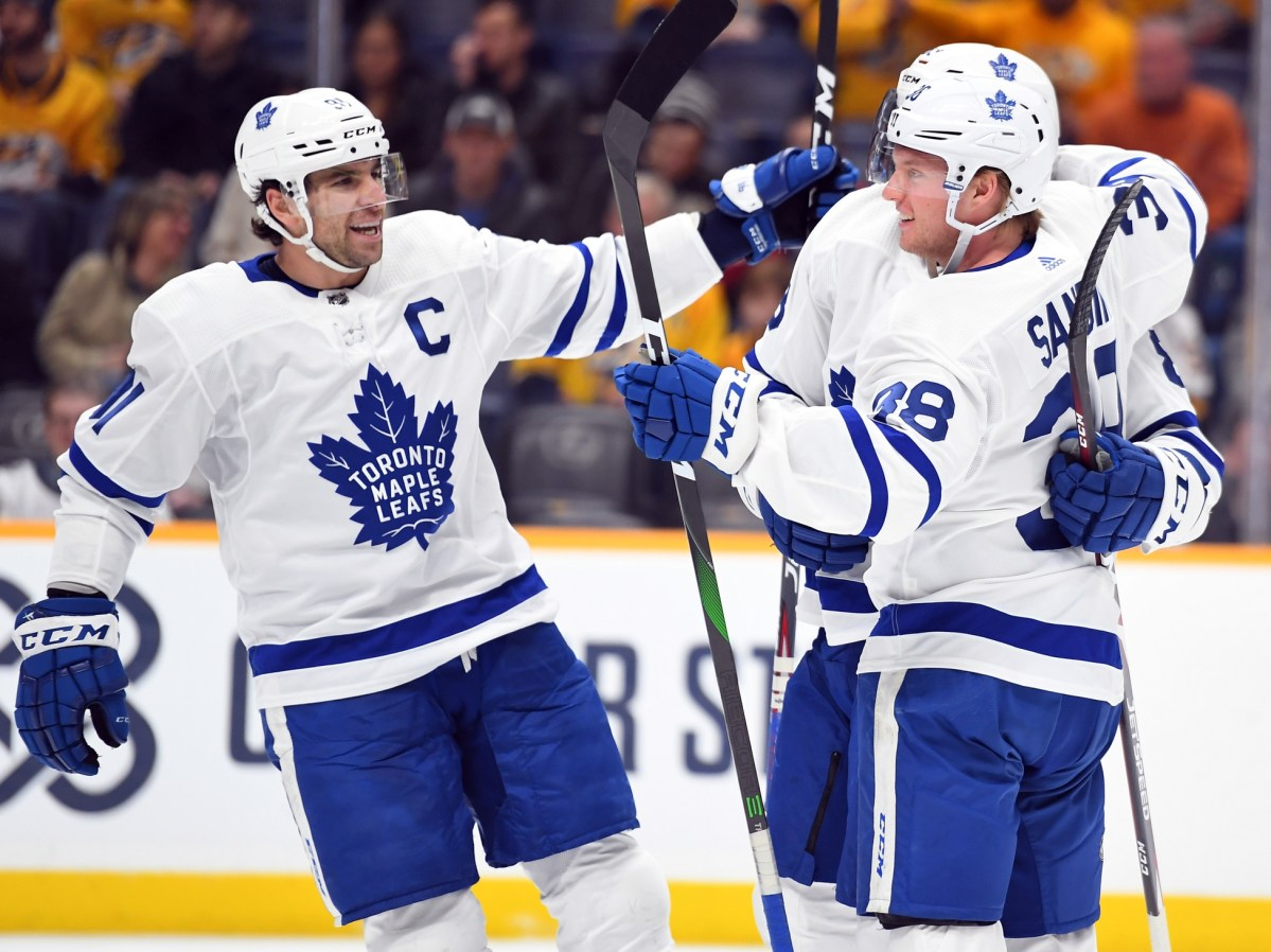 Hurricanes at Maple Leafs 02/22/20 – Odds and NHL Betting Trends