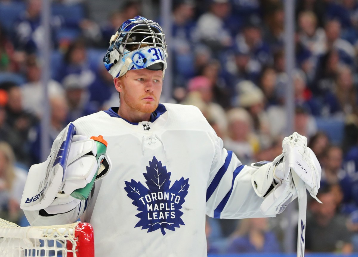 News and Notes: Andersen's struggles continue in Pittsburgh, Leafs have shown interest in Adam Larsson, among others