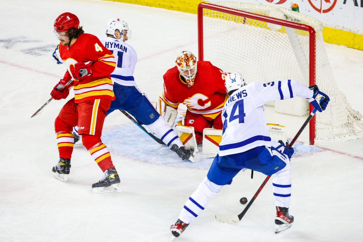 Flames vs Maple Leafs 03/19/21 – Odds and NHL Betting Trends