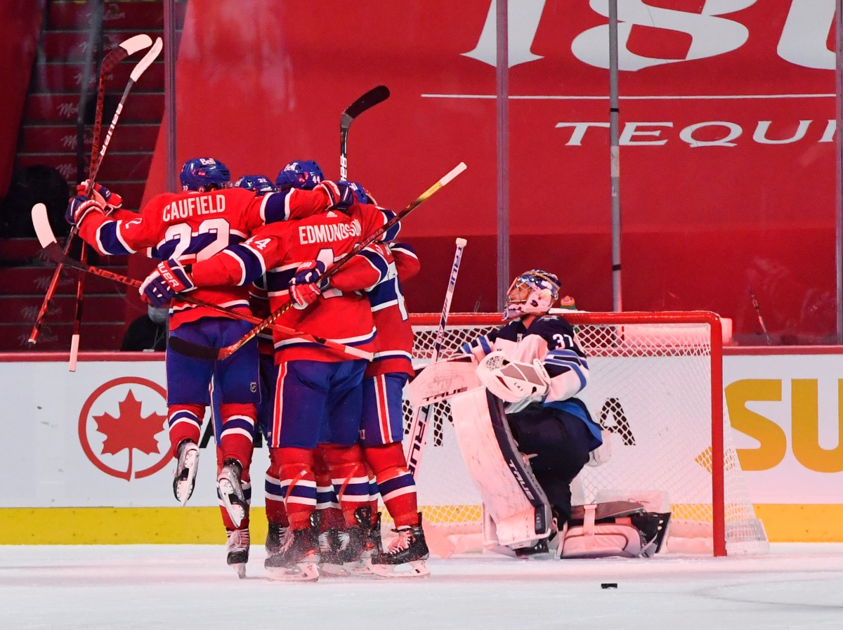 The Habs vs. Jets series is a reminder of what could have been if the Leafs weren't so committed to failing spectacularly