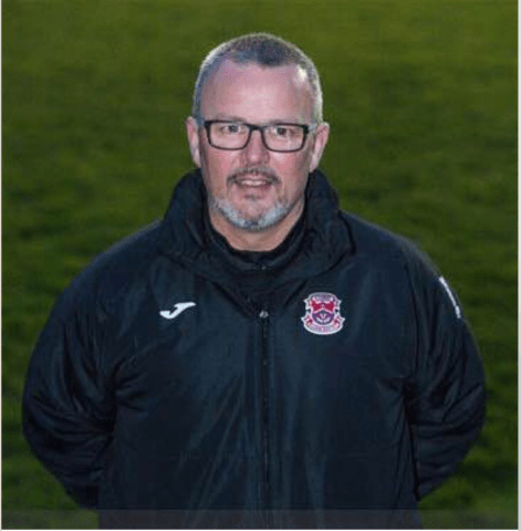 Stephen Henderson Cobh Ramblers manager