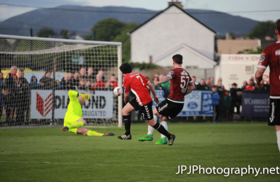 Derry City v Galway United