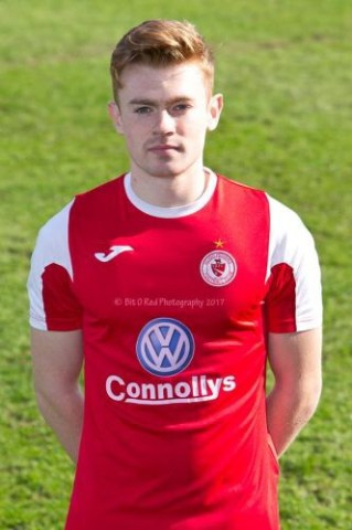 Paul Doyle Sligo Rovers