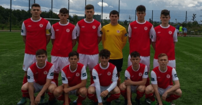 St Patrick's Athletic U-17's