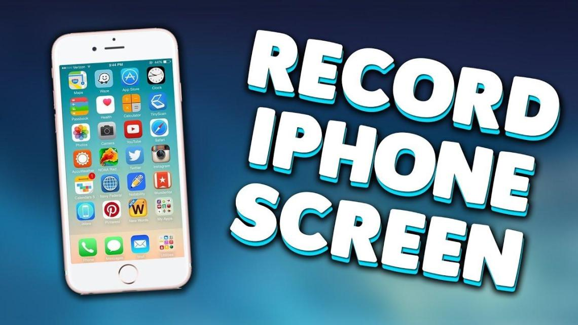 How to Record iPhone iOS 11 Screen with QuickTime