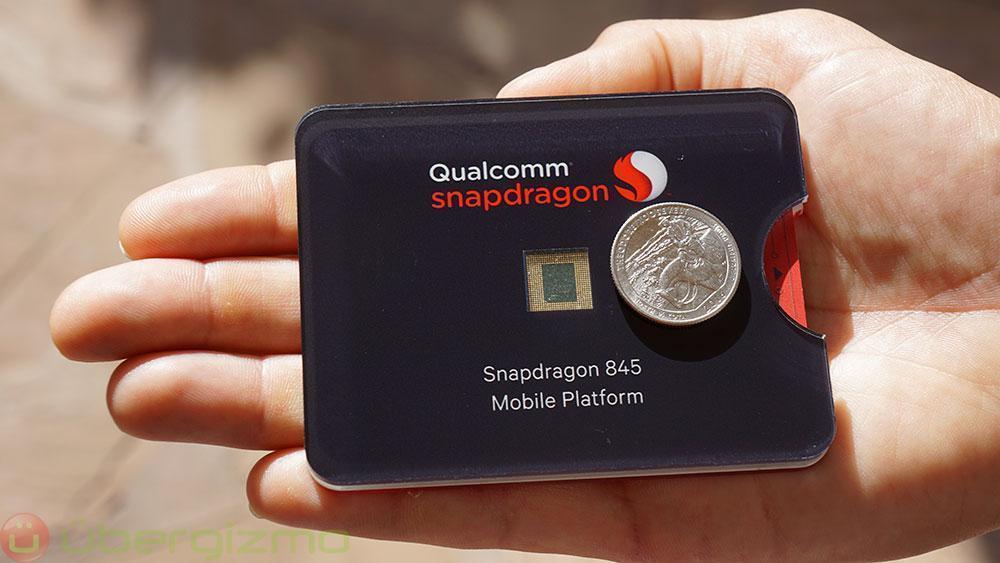 Qualcomm Snapdragon 845 vs Snapdragon 710