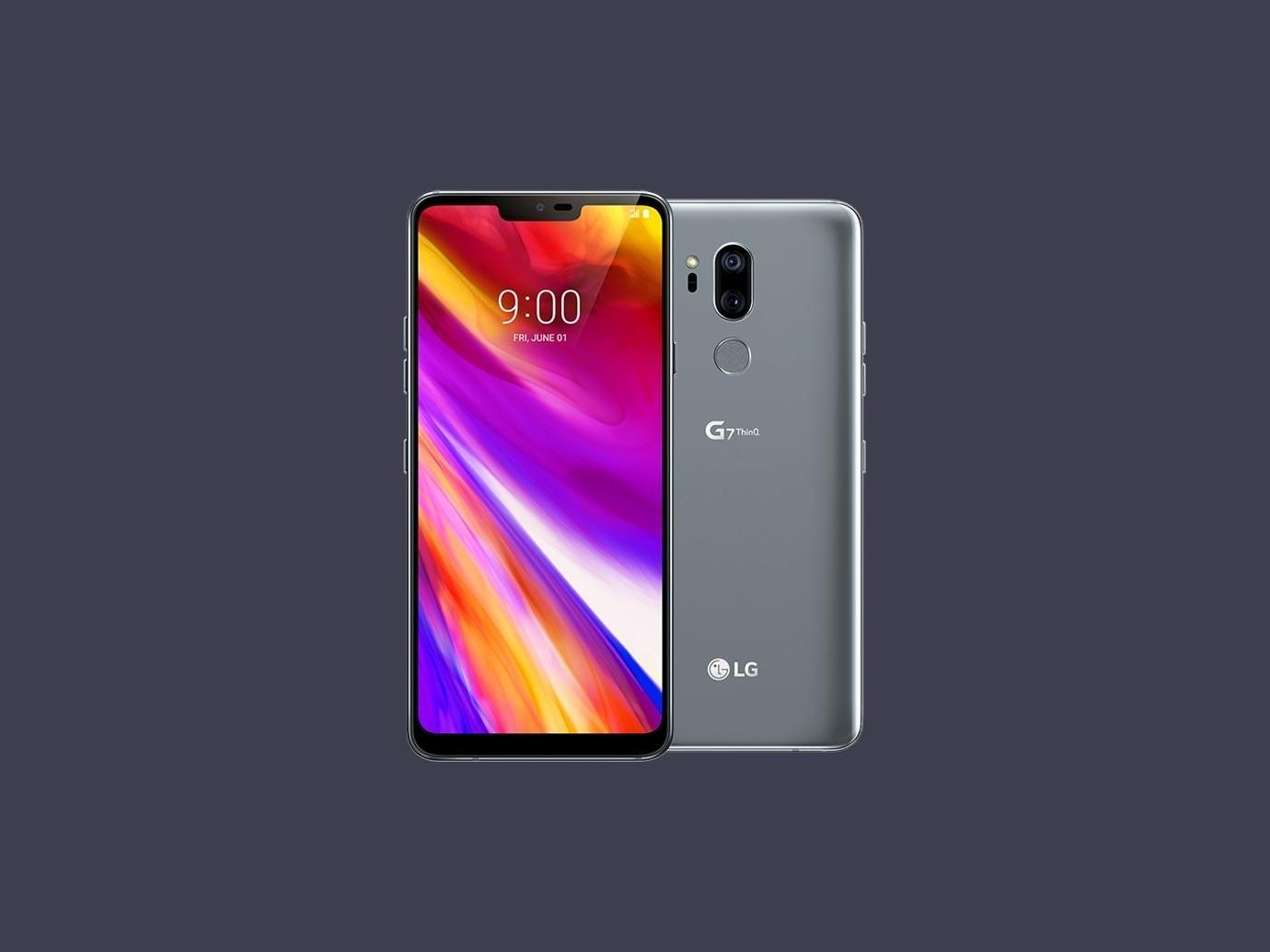 LG G7 ThinQ (Pie). V40 ThinQ. and LG G6 to get new update in Q1 2019