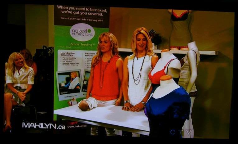 Make Any Shirt a Nursing Shirt ~ Undercover Mama Nursing
