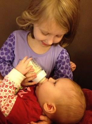 bottle feeding and breastfeeding The Leaky Boob Sugarbaby