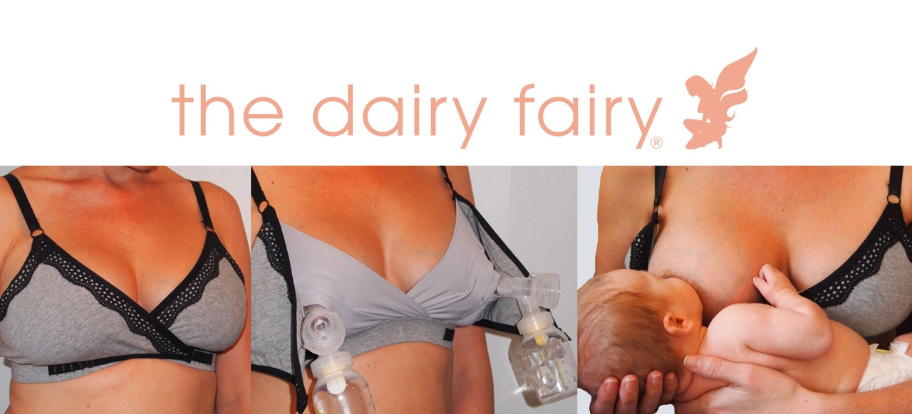 b42b2c770f08d The Dairy Fairy Arden Bra. Arden All In One Nursing and Handsfree Pumping  ...
