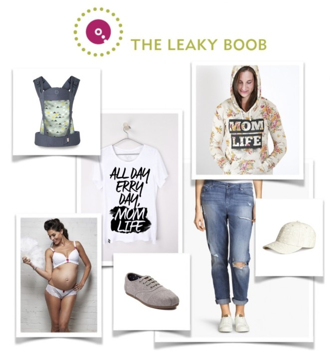 Leaky Boob Looks Boob Out Fashion 04.22.15 Put it on and go