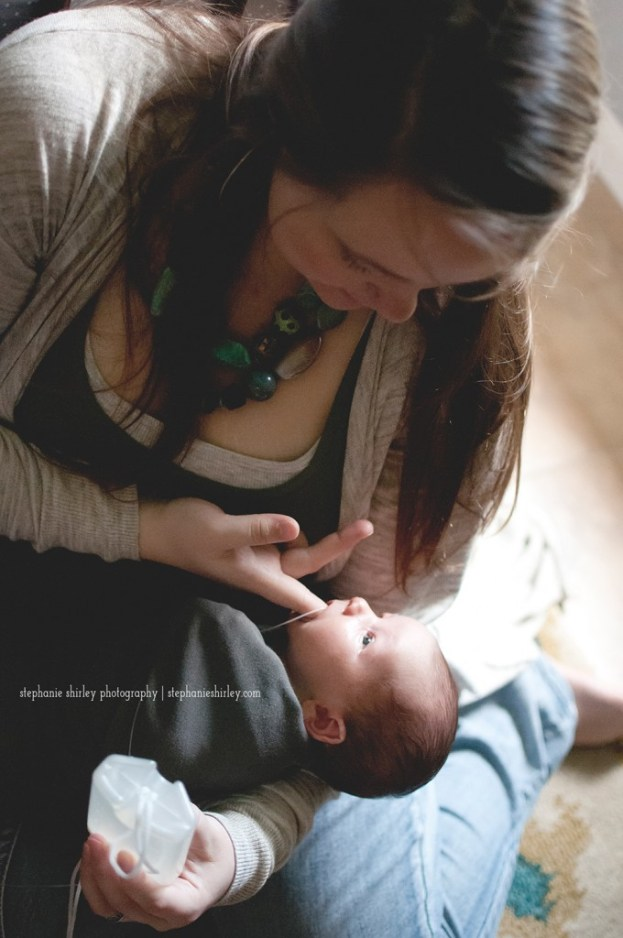 Alternative breastmilk feeding