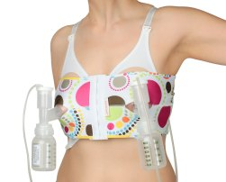 d39dc978d9d87 PumpEase Hands-Free Pumping Bra (all bundles)  Can I just say how much we  love that PumpEase has a new print that looks like it s inspired by The  Leaky ...