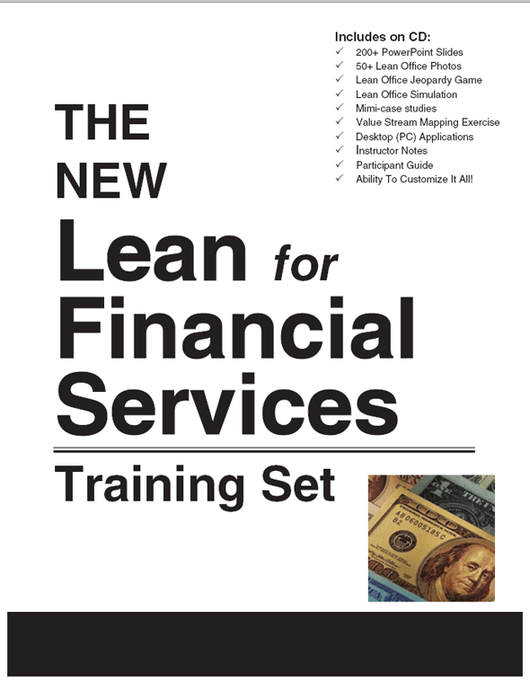 The New Lean for Financial Services Training Set