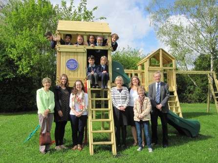 The Lea Primary - new playground