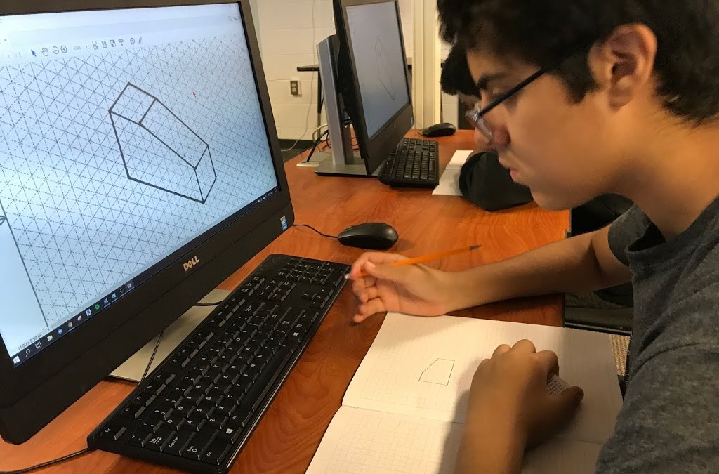 A Year in Learning at Elk Grove: Intro to Engineering Part 2