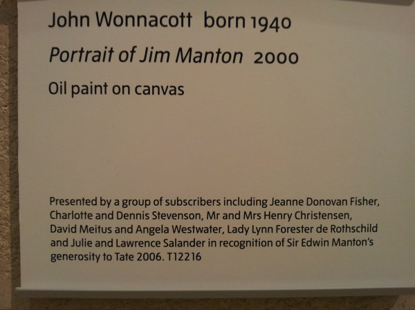 Art Museum Labels Examples