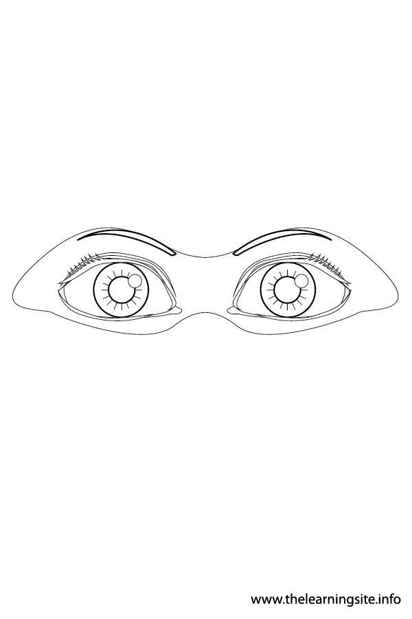 Eyes Flashcard 3