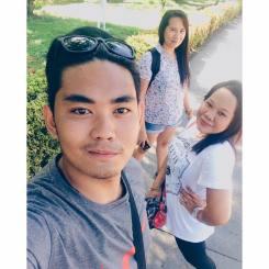 With Ma'am Cercie :)