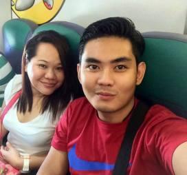 Day 1 - Cebu bound via Cebu Pacific