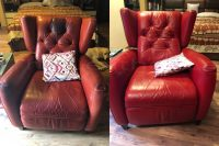 Leather Sofa Cleaning - Services by The Leather Laundry
