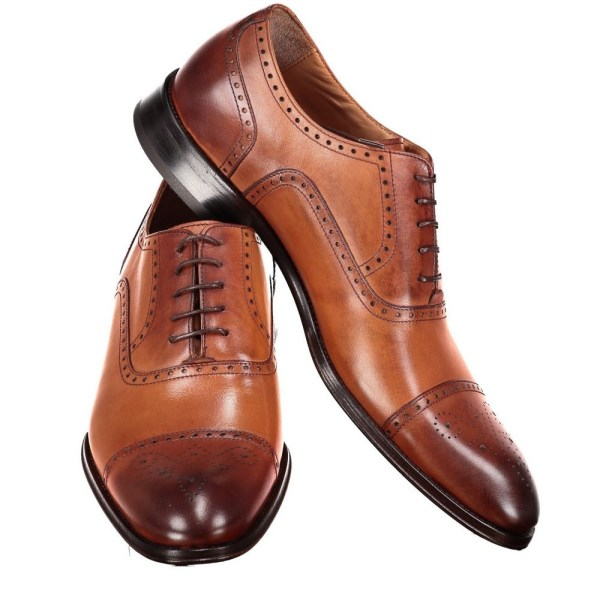 Remove Wrinkles Leather Shoes