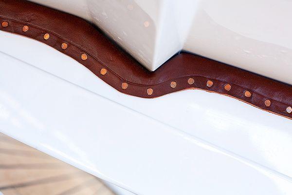 Leather Chock
