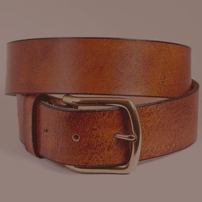 4cm leather belt