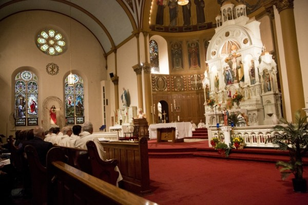 First vows grows family of local Augustinians