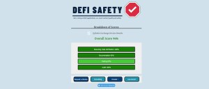 DEFI SAFETY - SYNTETIX