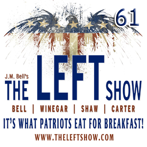 #61 – The LEFT Show – Peace and Sympathy